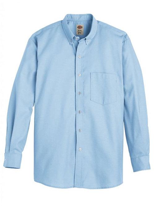 Camisa oxford de manga larga Dickies mod. SS36 Talla XL