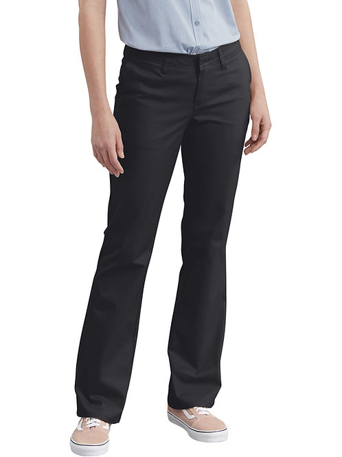 Pantalón de gabardina stretch corte slim Dickies mod. FP121