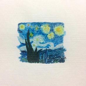 Miniature Starry Night