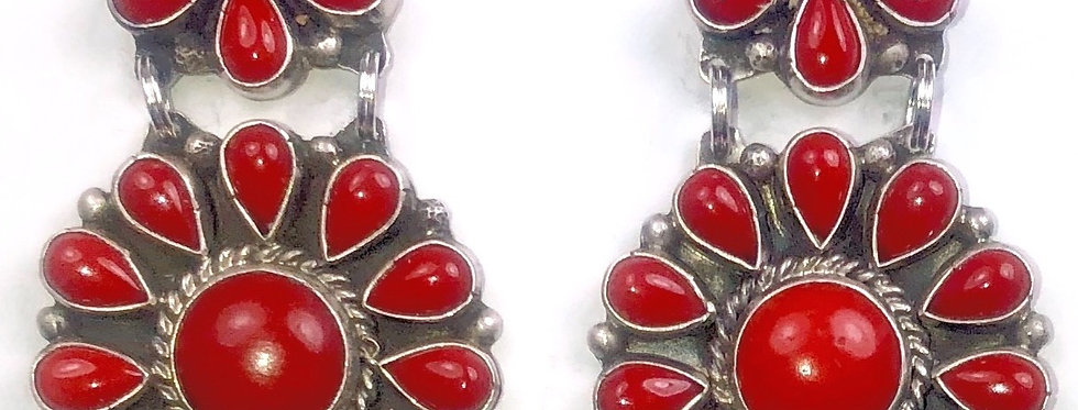 CIRCLE OF LIFE-Red Coral