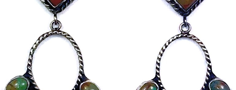 BIRDCAGE-Green Turquoise
