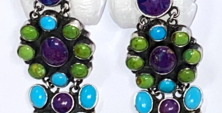 Shy Anne Earrings-PBG