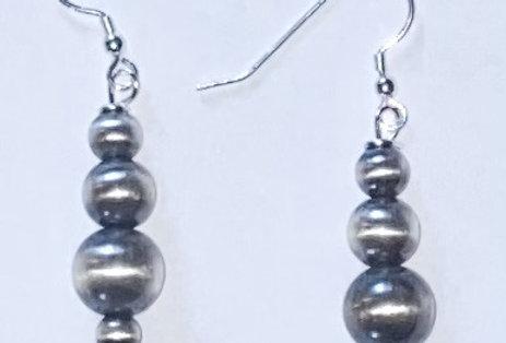 Tres Platos Earrings