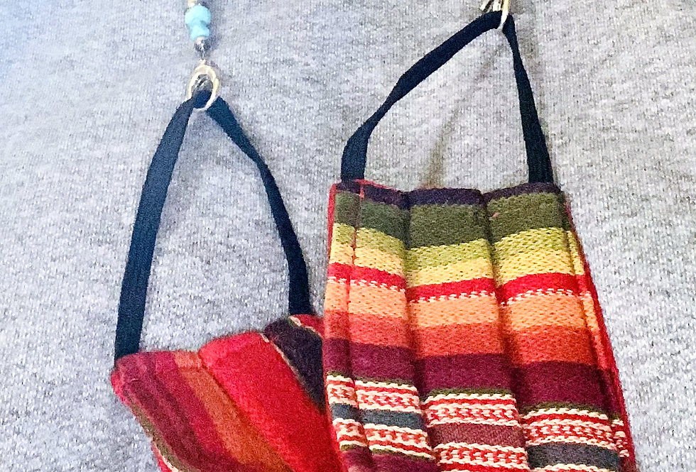 """Classic Southwestern Triple Threat """"Necklace"""""""