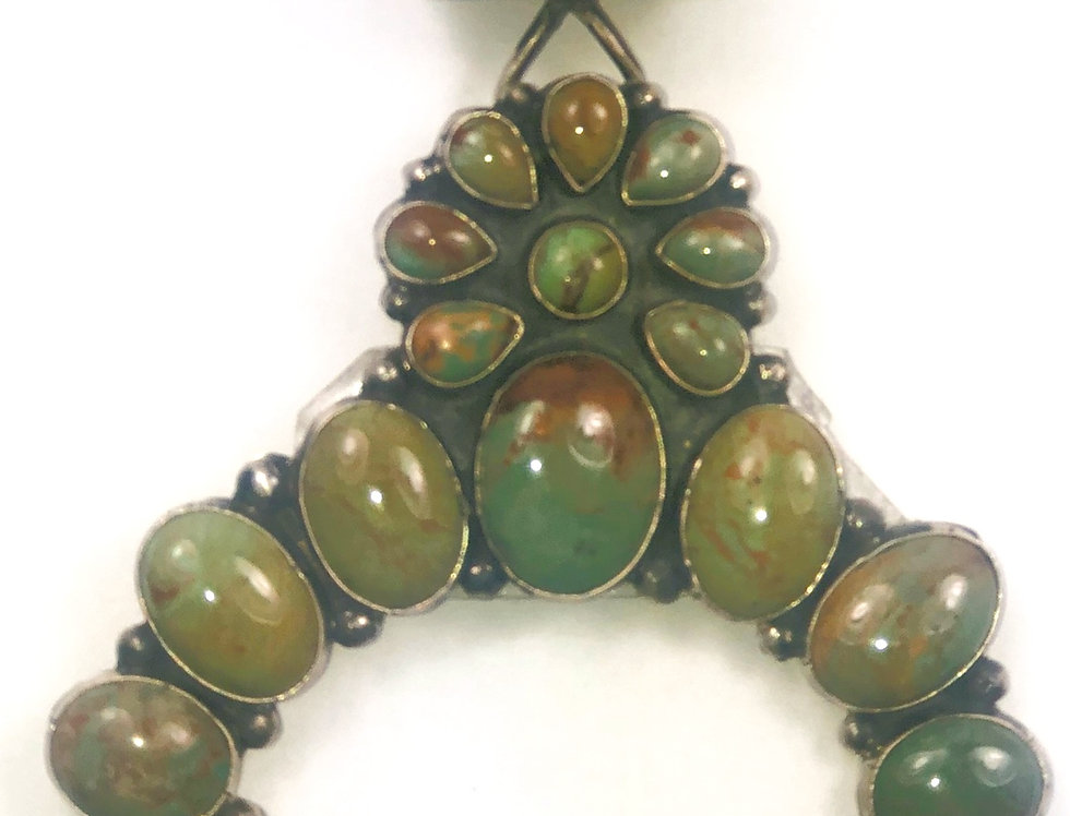 NAJA-Green Turquoise