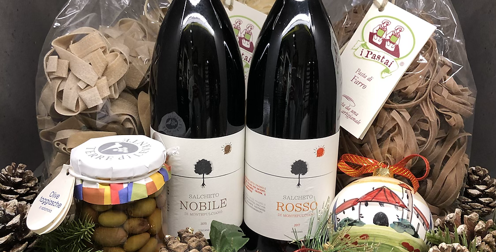 Tuscany Lover Christmas Package