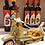 Thumbnail: Handmade Vintage Wooden Vespa with Grappa Barrique