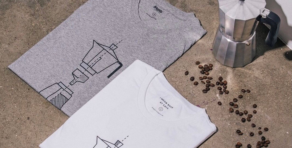 How To Moka T-shirt - MEN