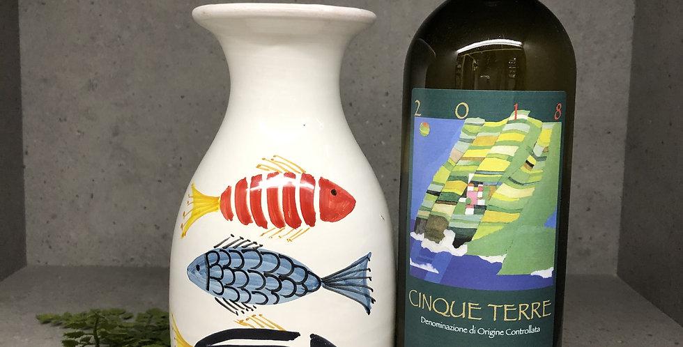 Pesce Wine Vase