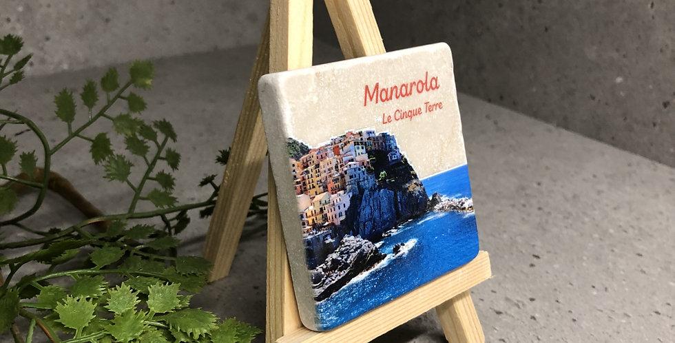 Marble Manarola Magnet