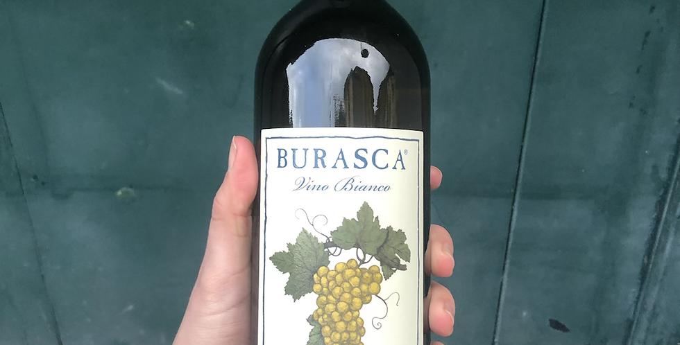 """u vin de na ota"" Cantina Burasca White - Cinque Terre Wine"