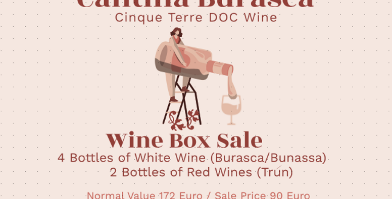 Burasca Wine Box
