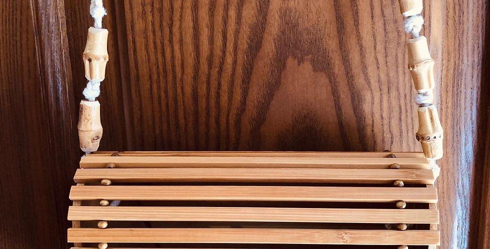 Handmade Bamboo Borsa