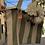 Thumbnail: Handmade Green & White Striped Bag