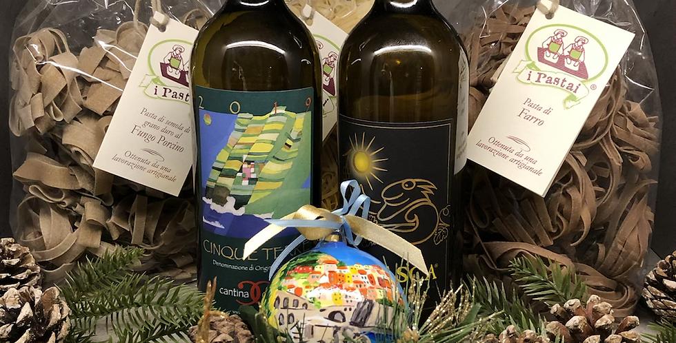 Cinque Terre Christmas Wine