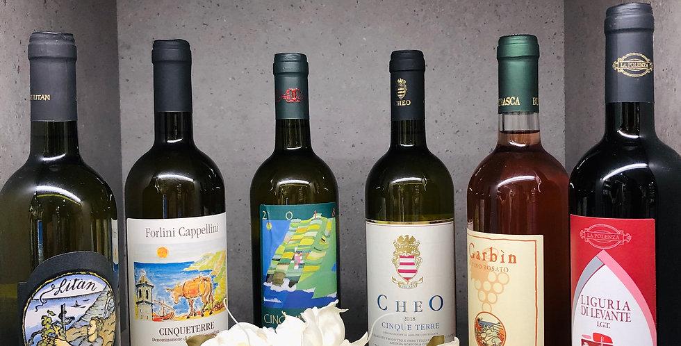 Cinque Terre Wine Box