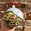 Thumbnail: Cinque Terre Ornaments - Navy & Red Bottom