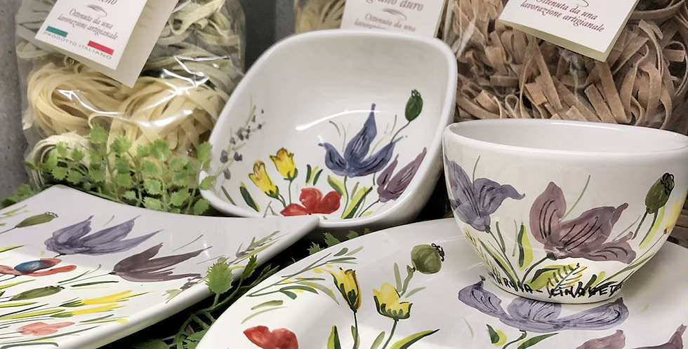Fiori Ceramic Gift Set