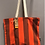 Thumbnail: Handmade Red Striped Bag