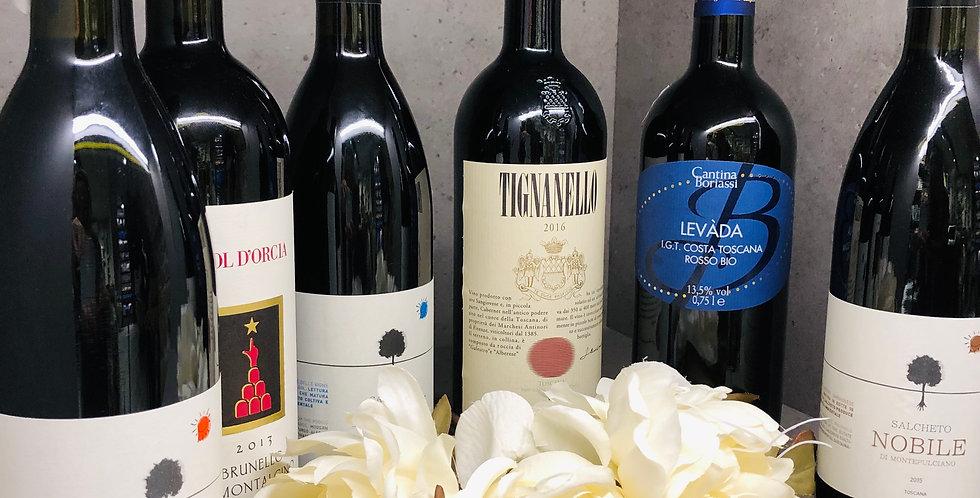 Vino Toscana Box