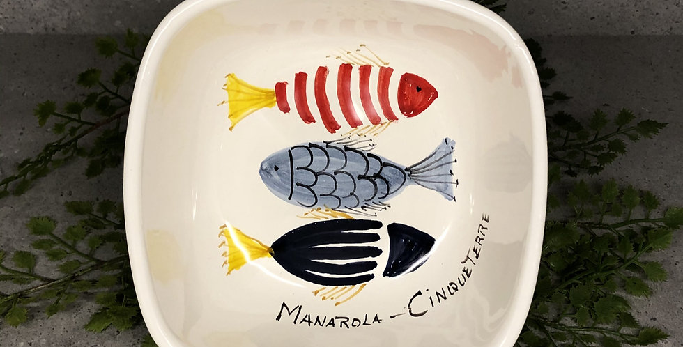 Pesce Bowl - Medium