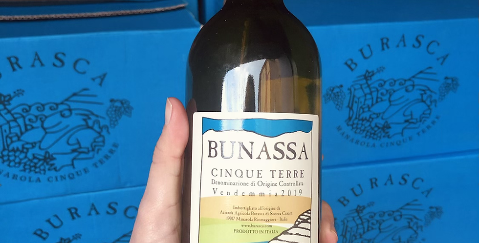 Bunassa - Cantina Burasca White - Cinque Terre Wine