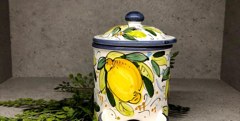 Limoni Sugar Jar
