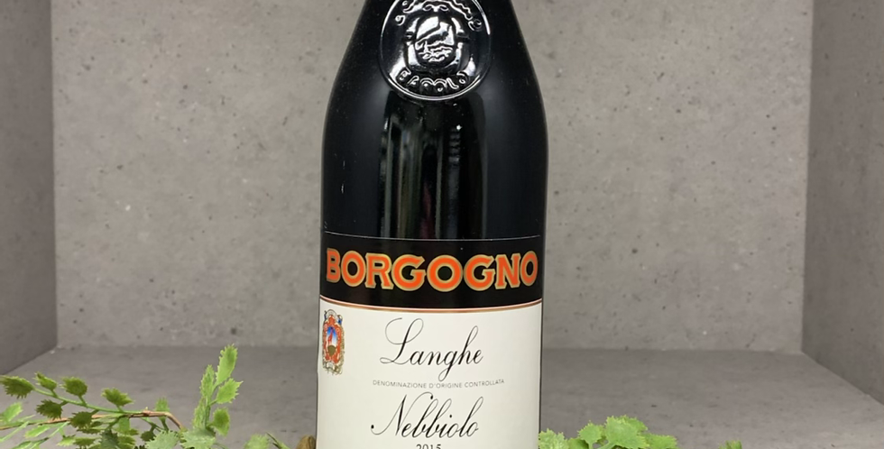 Borgogno - Langhe - Nebbiolo 2015