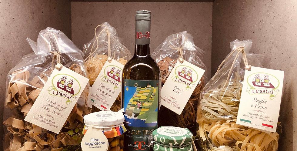 Italian Dinner Package