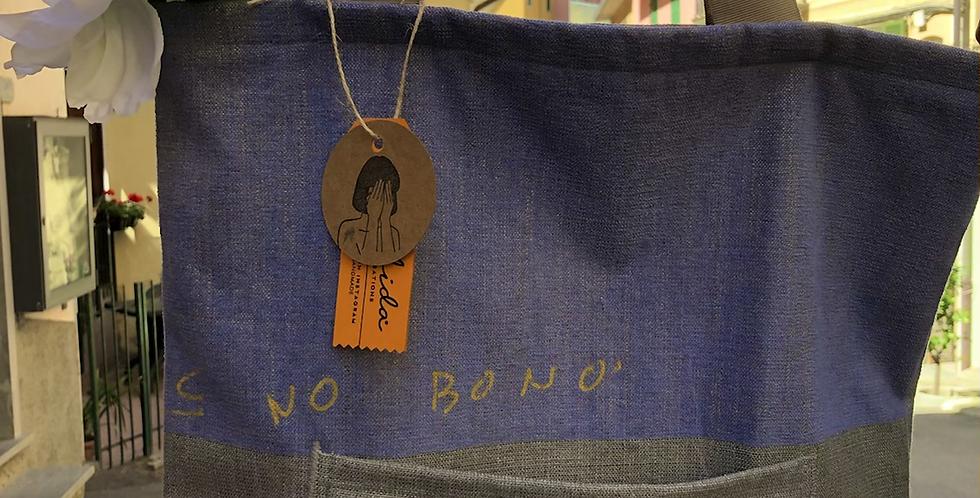 Handmade Blues Bag MAXI