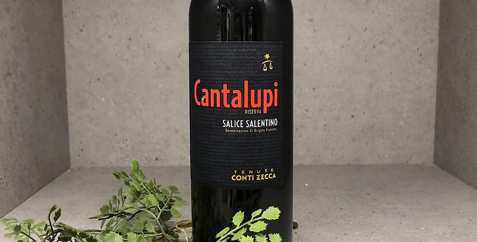 Cantalupi Riserva - Salice Salento