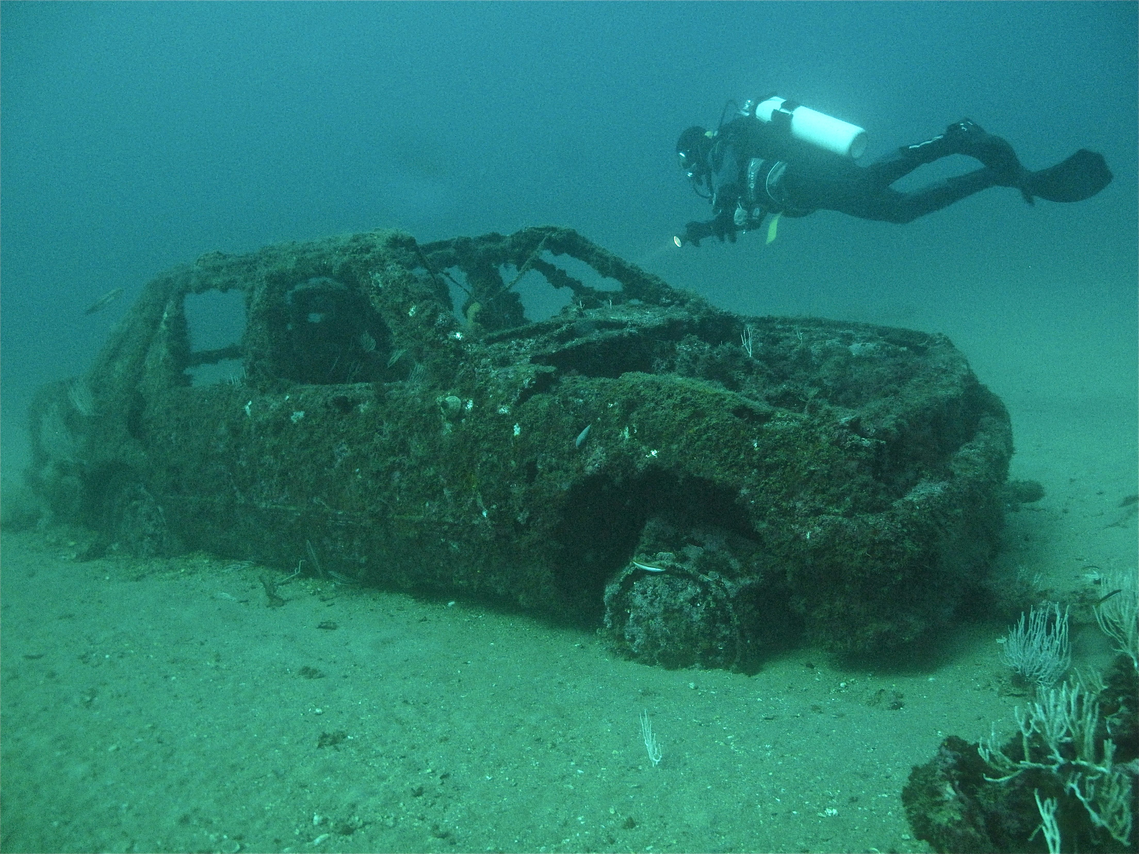 Real Titanic Underwater Bodies