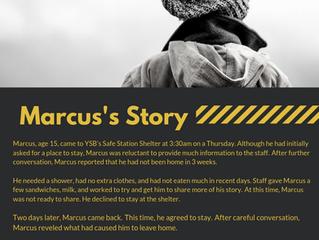 Marcus's Story
