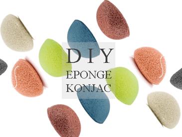 Comment fabriquer son éponge Konjac avec 1 ingrédient