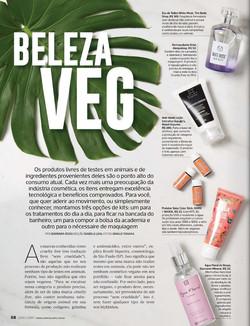 Revista Corpo a Corpo - Beleza VEG1