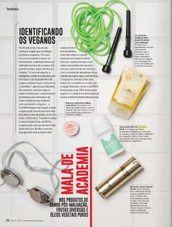Revista Corpo a Corpo - Beleza VEG3 BIO