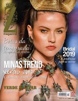 Z Magazine - capa