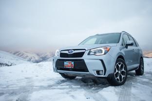 2015 Subaru Forester - Embracing CVT