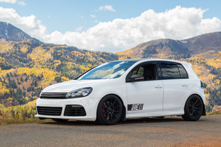 FWD Insanity: Driving A 360hp MK6 GTI