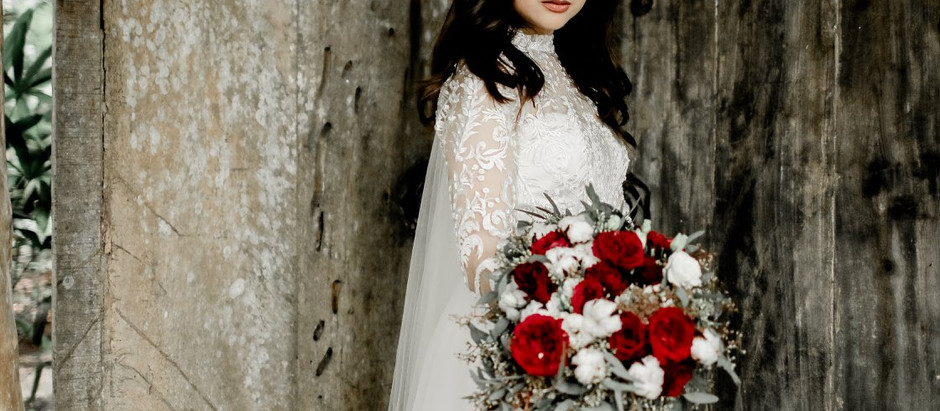 From the Aisle to the After-Party: Jelaine's Two-Way Gown