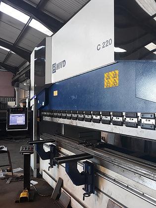 CNC Sheet Metal Folding