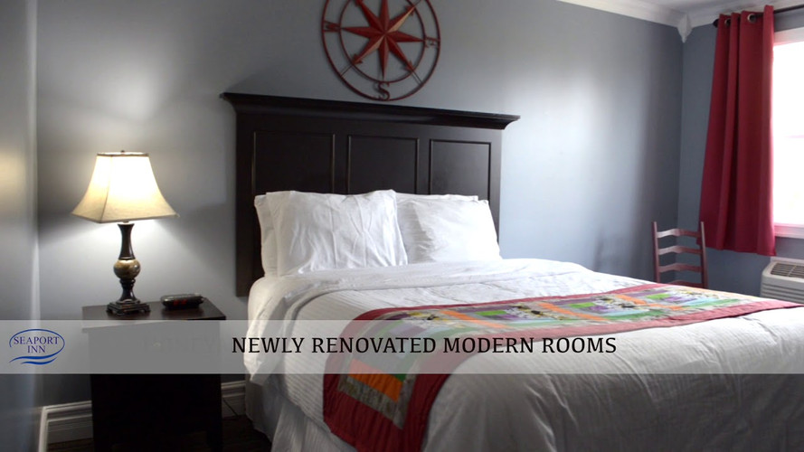 """Seaport """"INN"""" the Middle"""