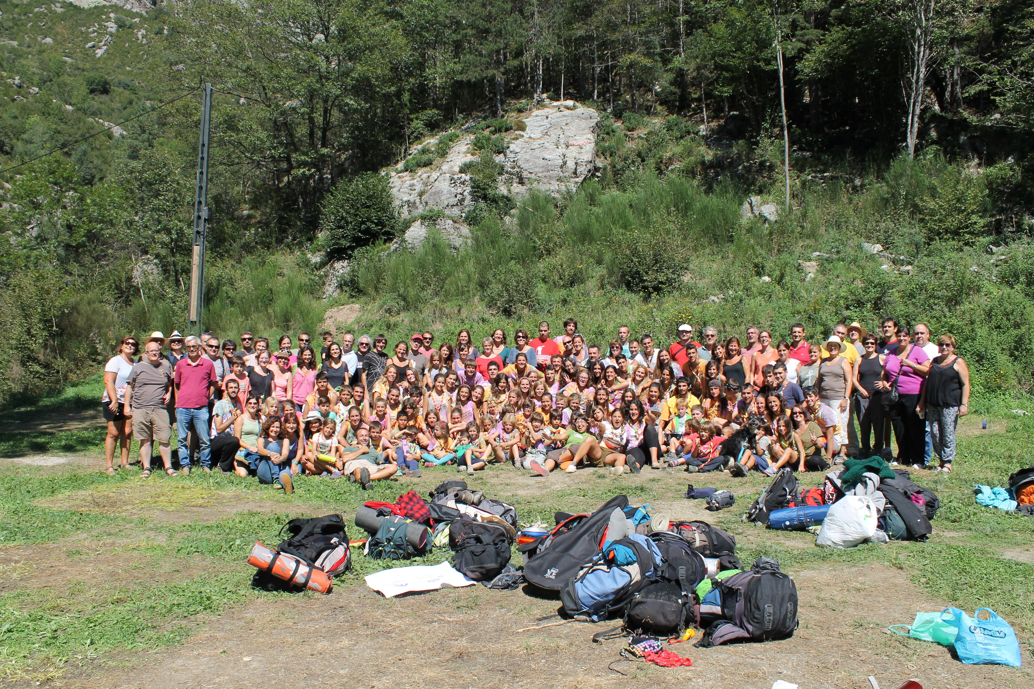 Campaments d'Estiu 2015