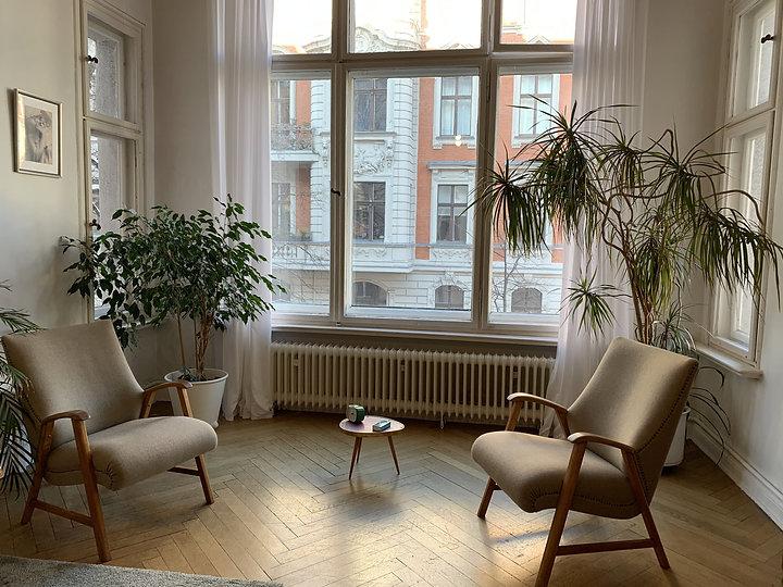 Praxis für Psychotherapie & Paartherapie, Psychologe Berlin S. Vömel