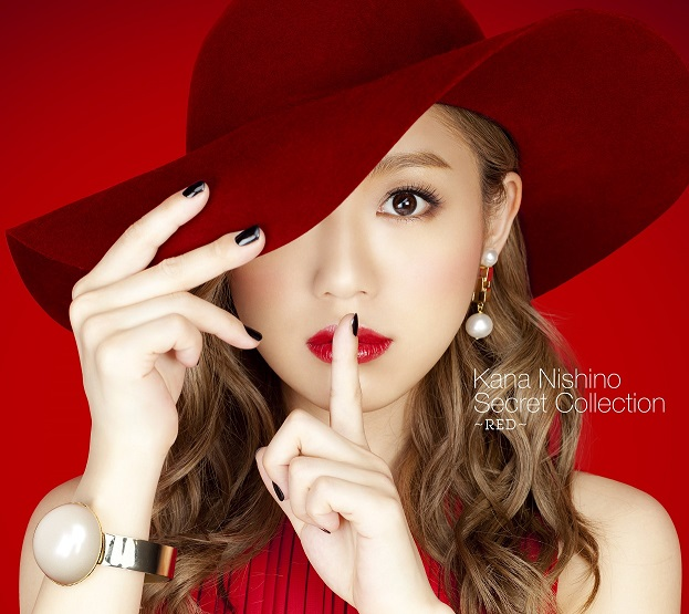 西野カナ「secret collection ~red~」