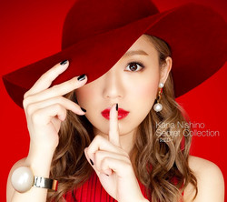 西野カナ「secret collection ~red~」