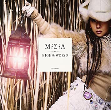 MISIA「EIGHTH WORLD」