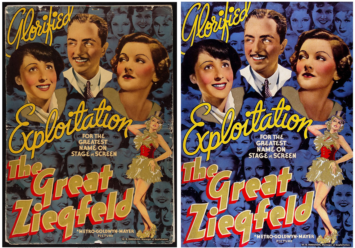 GREAT ZIEGFELD restored 031617lr