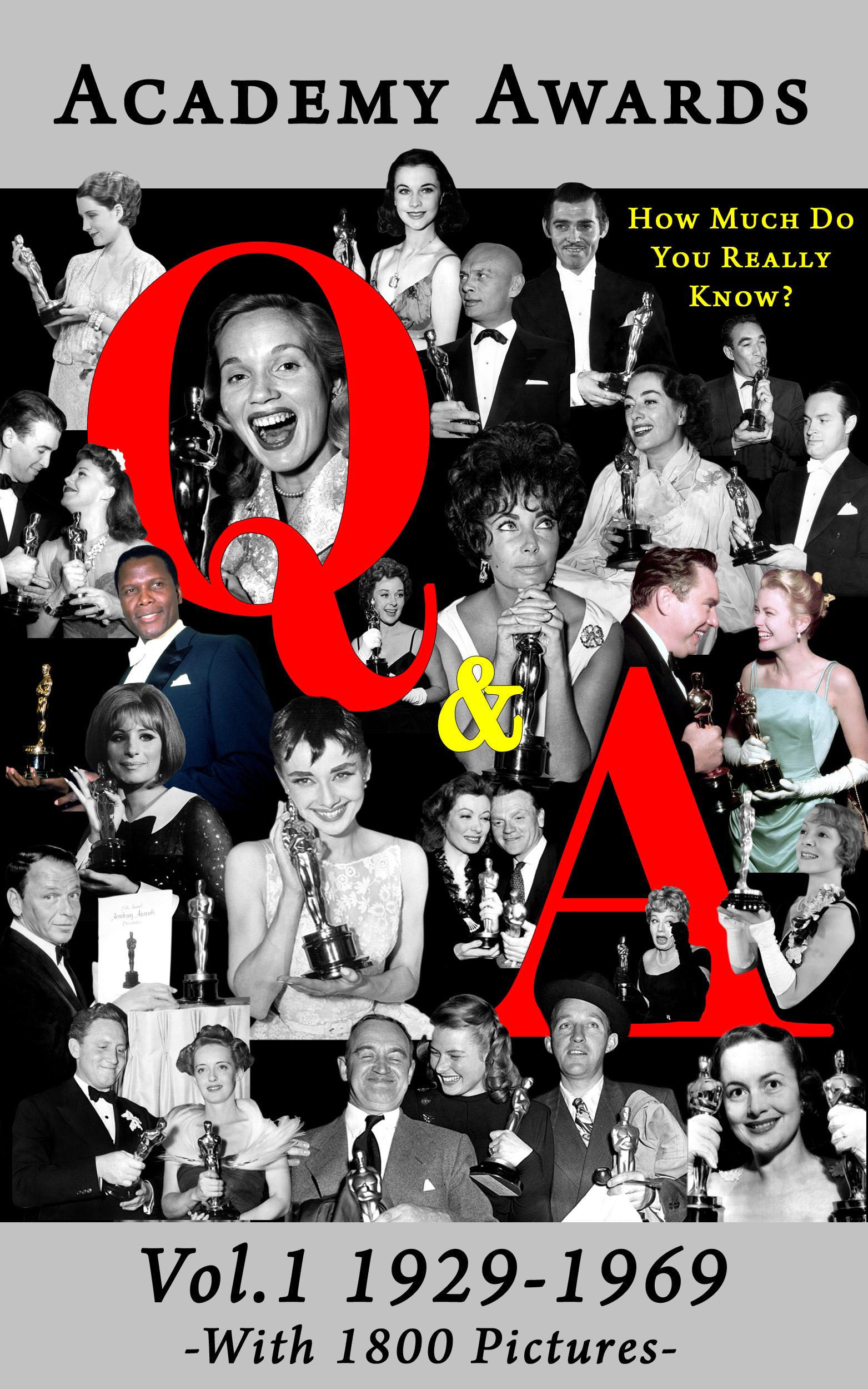 """Q&A: Academy Awards Vol.1"""