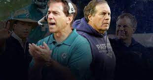 Learning is...Saban or Belichick